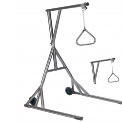 Model PB-PBBT Bariatric Free Standing Trapeze
