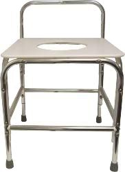 Shower Stools - Capacity 850 lbs. Double Tube Construction