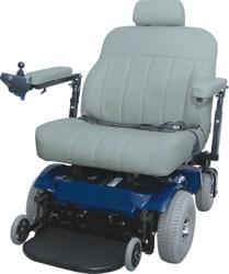 Model 675H Power Wheelchair