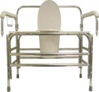 Model 736DAU Bedside Commode