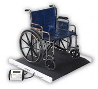 BRW1000 Wheelchair Scale