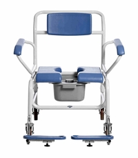 Model BCM715 Mobile Bariatric Shower Chair