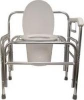 Model 724RAM Bedside Commode - Right Arm Missing