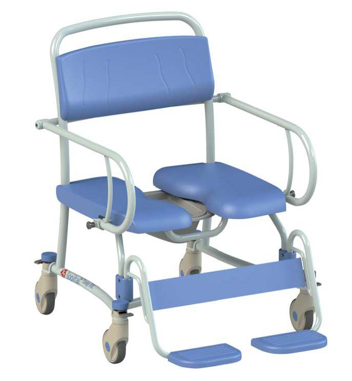 Mobile Bariatric Shower Chair