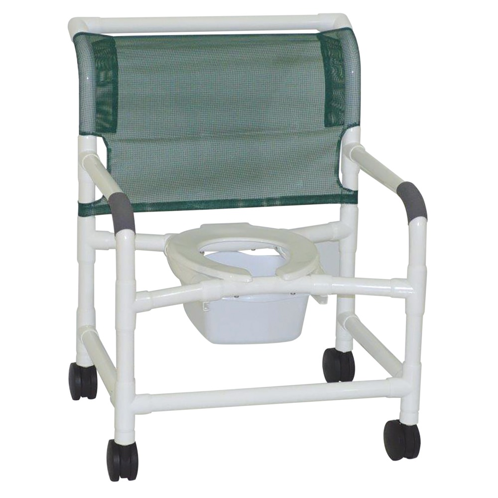 Bariatric Shower Chair with Pail