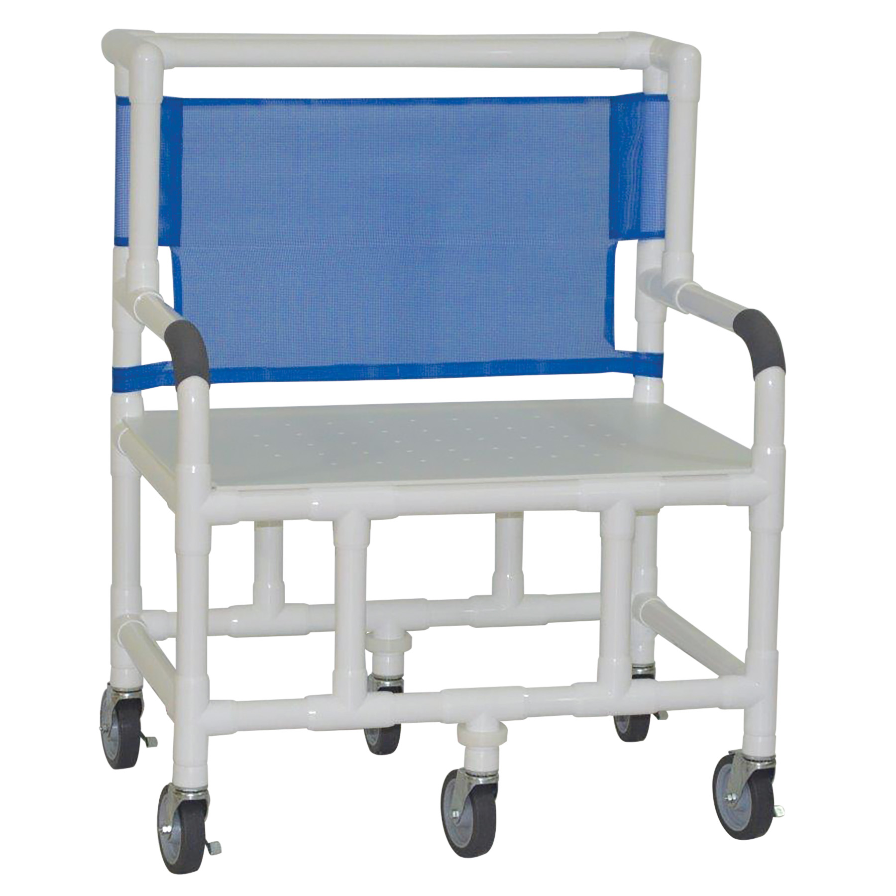 Model 130 5 F Bariatric Shower Chair With Flat Seat