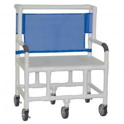 Model 130-5-F Bariatric Shower Chair With Flat Seat