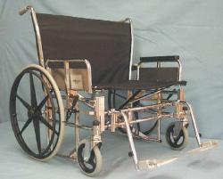 Model 928 Manual Wheelchair