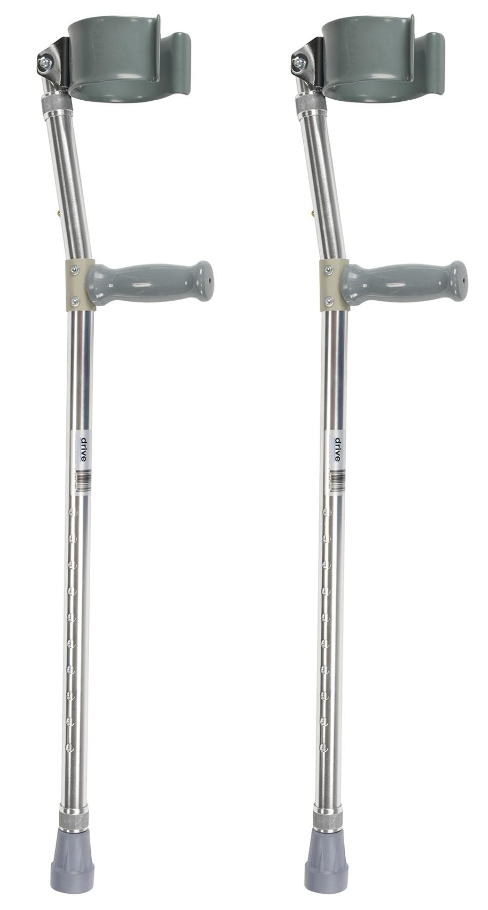 Bariatric Forearm Crutch
