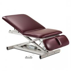Model 84430 Extra Wide, Bariatric, Power Table with Adjustable Backrest and Drop Section