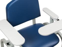 665 ClintonClean™, Stationary Armrests and Straight Flip Arm(s)