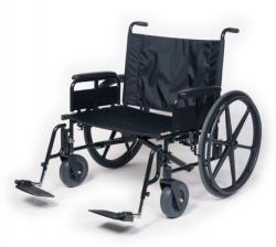 Model 525 Manual Wheelchairs with Fixed Back Height