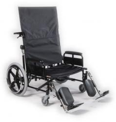 Model 525 Manual Wheelchairs with Reclining Back