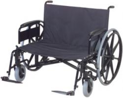 Model 926XL Bariatric Wheelchair - Capacity 700 lbs.