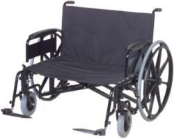 Model 928XL Bariatric Wheelchair - Capacity 700 lbs.