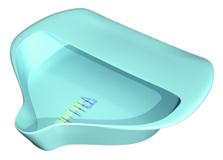 Universal Bariatric Bedpan