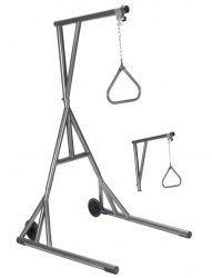 Model PB-PBBT Bariatric Freestanding Trapeze