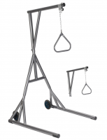 Model PB-PBBT Bariatric Freestanding Trapeze
